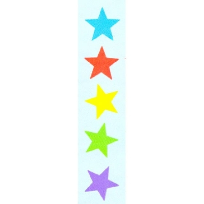 DS420 Dynamic Dots & Stars 5 Colours Pack of 700 - ATA