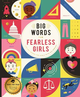 Big Words for Fearless Girls