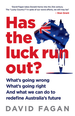 Has the Luck Run Out? The End of Old Australia