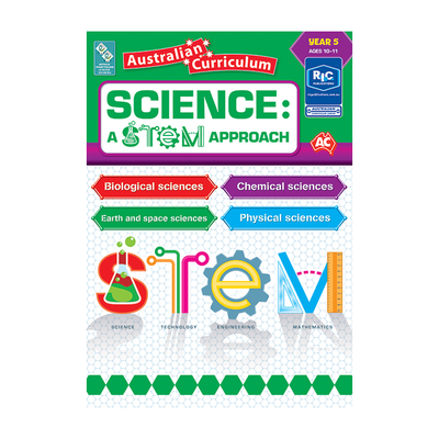 Year 5 Ages 10-11 Science A Stem Approach AC - RIC-6175