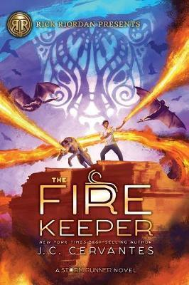 The Fire Keeper (#2 The Storm Runner)