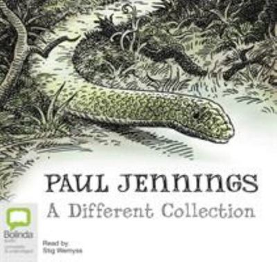 A Different Collection (Audio CD)