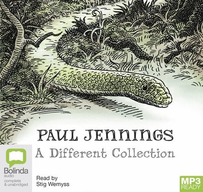 Paul Jennings - A Different Collection MP3