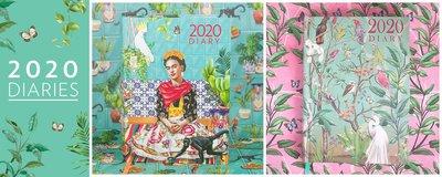 2020 Australian Chinoiserie Diary