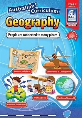 Geography AC Year 2 - Ages 7-8 - RIC-6682