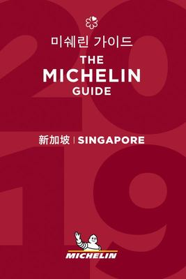 Michelin 2019 Red Guide Singapore