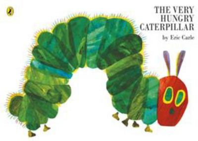 The Very Hungry Caterpillar (PB)