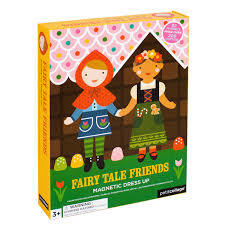 Fairy Tales Magnetic Dress-Up
