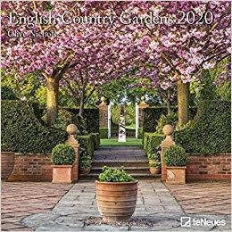 English Country Gardens Calendar 2020