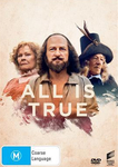 All Is True Dvd