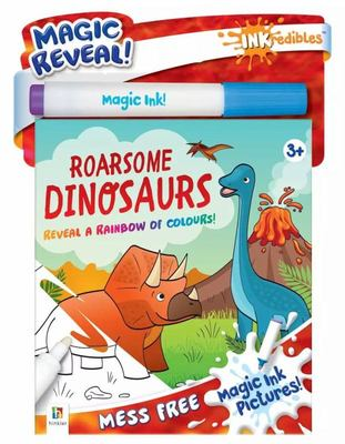 Roarsome Dinosaurs: Inkredibles Magic Ink
