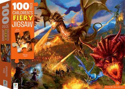 Dragon Fire 100 Piece Jigsaw Puzzle