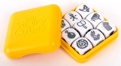 Rorys Story Cubes Looney Tunes
