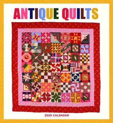 Antique Quilts 2020 Wall Calendar