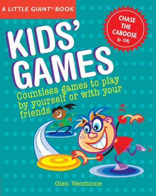 Little Giant Book of Kids' Games