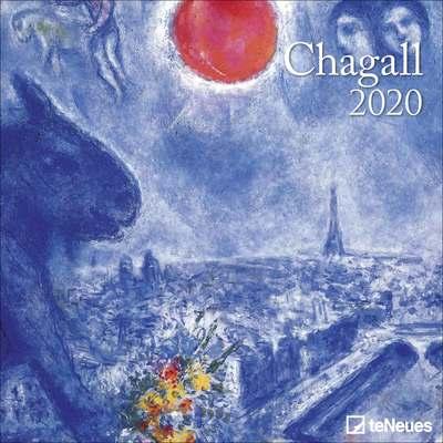 Chagall Calendar 2020