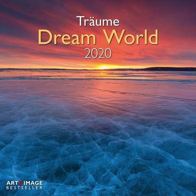 Dream world 2020 calendar