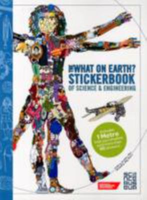 Science Timeline Stickerbook - Build Your Own Stick