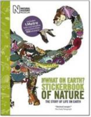 Nature Timeline Stickerbook