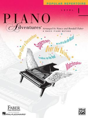 Piano Adventures, Level 1