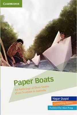 Paper Boats: An Anthology of Short Short Stories