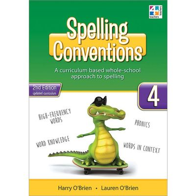 Spelling Conventions Year 4 2E - T4T