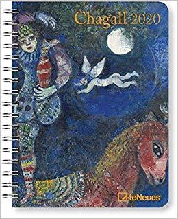 Deluxe Diary 2020 Chagall
