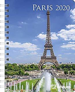 2020 Paris Large Deluxe Diary