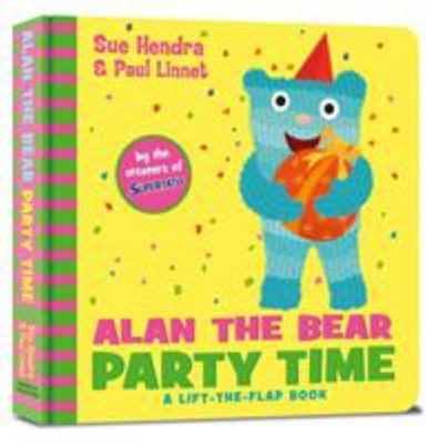 Alan the Bear Partytime