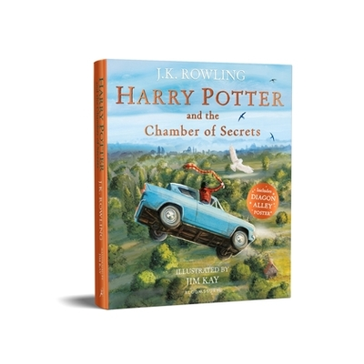 Harry Potter and the Chamber of Secrets (#2 PB Illustrated Edition)
