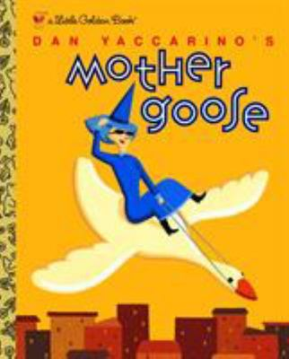 LGB Mother Goose (Little Golden Book)