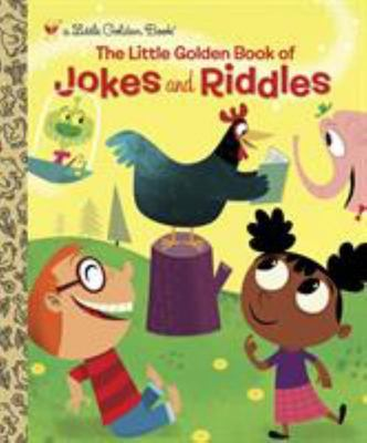 LGB Little Golden Book of Jokes and Riddles (Little Golden Book)