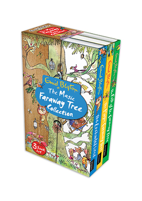The Magic Faraway Tree Collection (3-Book Box Set)