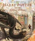 Harry Potter & the Goblet of Fire (#4) HB Illustrated Edition