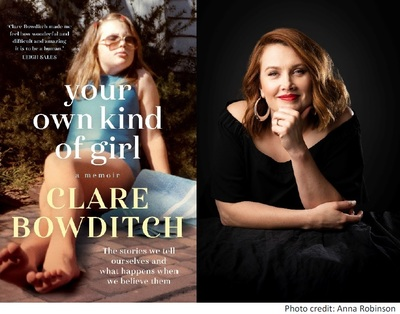 Clare Bowditch in conversation Thursday 7th November 2019, 6pm for 6.30pm