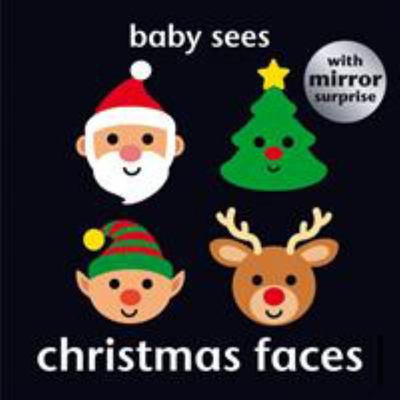 Baby Sees - Christmas Faces (Board Book)