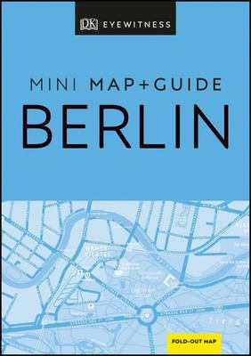 MINI MAP AND GUIDE BERLIN.