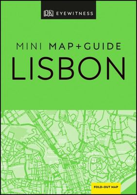 Lisbon - Mini Map and Guide