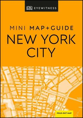 MINI MAP AND GUIDE NEW YORK CITY.