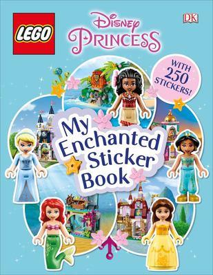 LEGO Disney Princess My Enchanted Sticker Worlds