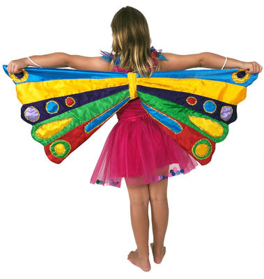Very Hungry Caterpillar Butterfly Wings