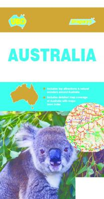 Australia Map 149 6th Ed