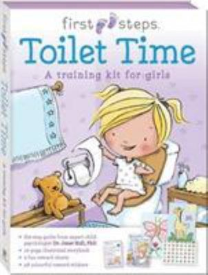 First Steps: Toilet Time - A training kit for girls