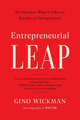 Leap - Do You Have What It Takes to Become an Entrepreneur?
