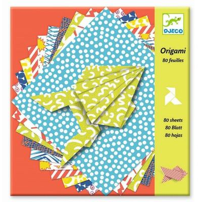 Origami Papers Kit (80 sheets)