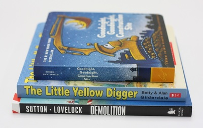Baby Book Bundle Big Digger