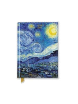 2020 Cafe Terrace Vincent Van Gogh WTO Pocket Diary (FLT_DIA2020 21)
