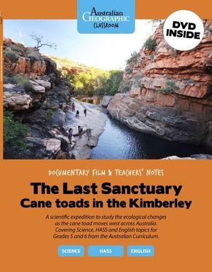 The Last Sanctuary Cane toads in the Kimberley