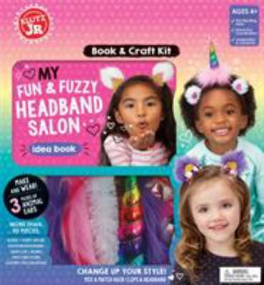 My Fun and Fuzzy Headband Salon (Klutz)