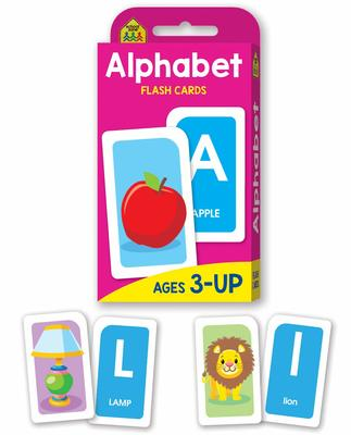 Alphabet Flash Cards (School Zone)